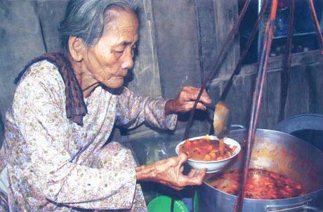 Bánh canh Nam Phổ mệ Sau